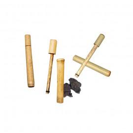Encendedor piston de bambú
