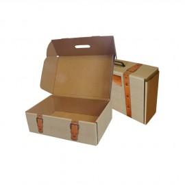 Recambio maleta cartón