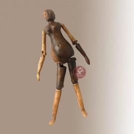 Muñeca romana de Grottarrosa