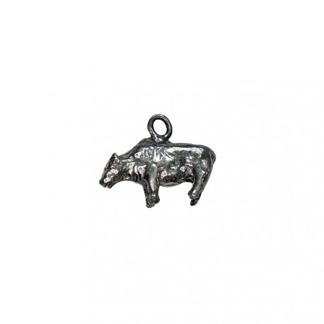 Zaraysk silver pendant