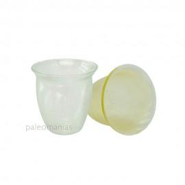 Vaso de vidrio romano1