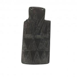 Idolo placa de Granja de Céspedes1