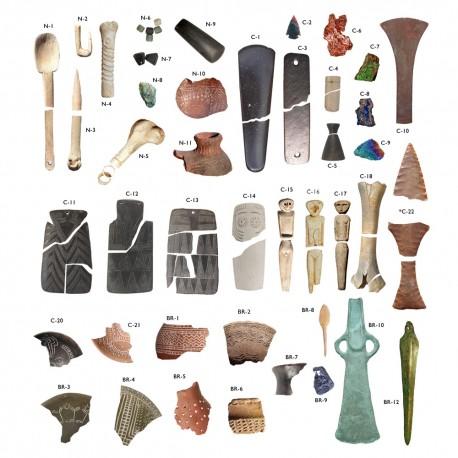 Excavación prehistoria