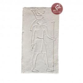 Escayola para colorear. Horus