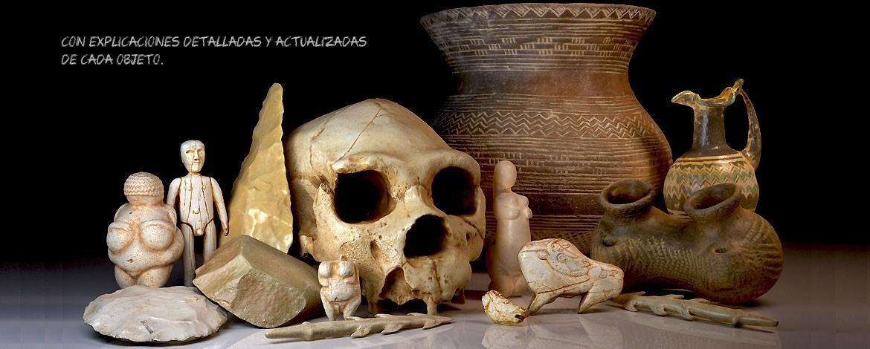 Réplicas y reproducciones arqueológicas